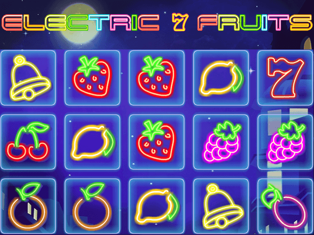 Electric 7 Fruits