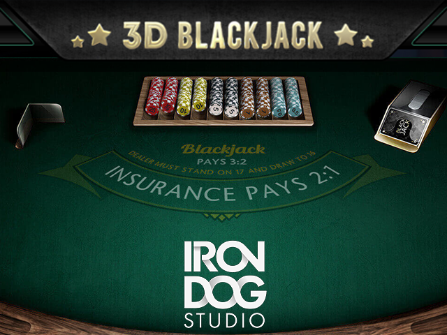 3D Blackjack